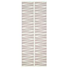 Brita Sweden Outdoor rug Helmi Amethyst grey 70x100 cm