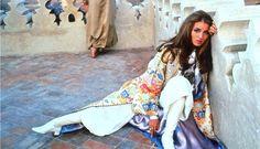 Shelved Dolls: Talitha Getty – Edie Sedgwick Of Morocco