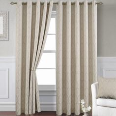 They look so elegant with their beautiful embroidered leaf design on a luxurious woven effect background in stunning silver. Pleated Curtains, Lined Curtains, Pencil Pleat, Curtains With Rings, Basket Weaving, Modern Design, Cushions, Colours, Stylish