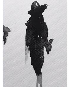 yeni kağıdım kalp. #watercolor #art