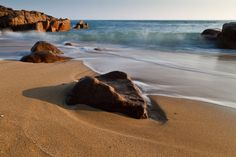 Corbiere Beach