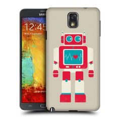 Head Case Retrobot Protective Snap on Case for Samsung Galaxy Note 3 | eBay