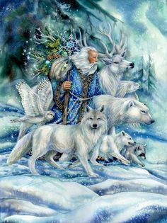 """In the Spirit of the Season, May We Walk as One"" by Jody Bergsma"