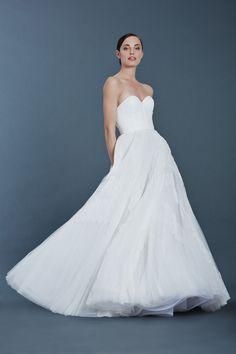 Bridal Week Fashion Fall 2016 - Fall 2016 Designer Wedding Dresses