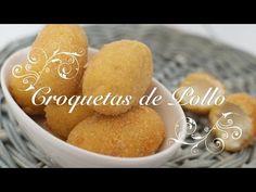 Croquetas de Pollo Asado Caseras con Thermomix - Recetas de Cocina por Chefdemicasa - YouTube