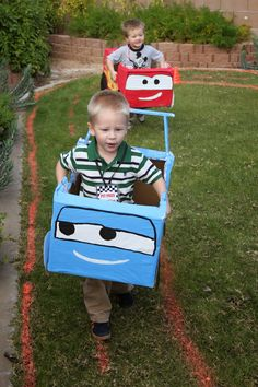 the A-Z of throwing a Cars party and free printables