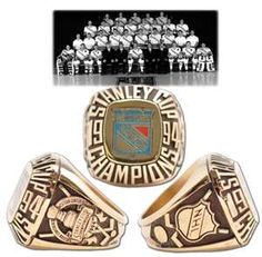 NY Rangers - 1994 Stanley Cup Champs