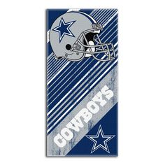 Use this Exclusive coupon code: PINFIVE to receive an additional 5% off the Dallas Cowboys Diagonal Beach Towel at sportsfansplus.com