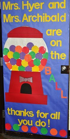Teacher Door Decorations on Pinterest | Teacher Doors, Math Door ...