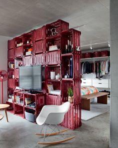我們看到了。我們是生活@家。: 20多坪的公寓,巴西一對夫妻Paula Sertório與Victor Paixão的第一個家