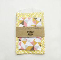 Mino wenskaartjes indie | Mino Paper Sweets | Dreamkey Design