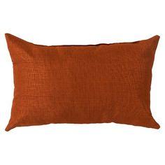 Storm Toss Pillow - Rust (13