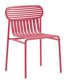 Week-End Studio outdoor chair by BrichetZiegler