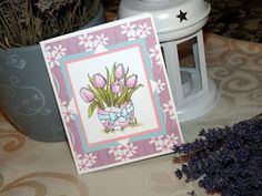 Kika's Designs : Soft Tulips