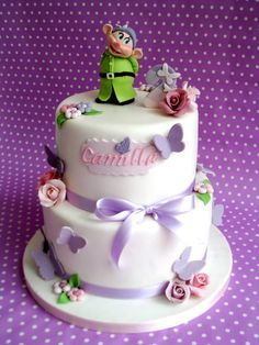 Dopey Cake