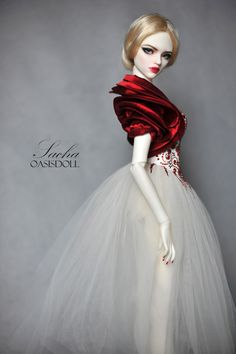 The Rose of Mcqueen OASISDOLL