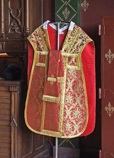 Traditional vestments