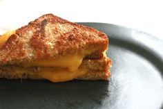 Why You Should Fry Your Grilled Cheese in Mayonnaise!  But instead of just a grilled cheese make it an Avocado Tomato Grilled Cheese!