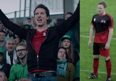 El spot muestra la historia de amor de un futbolista con otro hombre.