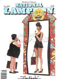National Lampoon Magazine 1978-11