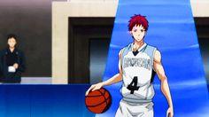Akashi the Captain Manga Anime, Anime Gifs, Kuroko No Basket, Happy Tree Friends, Kiseki No Sedai, Akashi Seijuro, Generation Of Miracles, Kuroko Tetsuya, Kuroko's Basketball