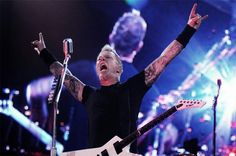 James Hetfield (Metallica)