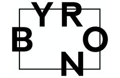 The burger restaurant chain's new symbol shows the five letters of its name sat round a table, as part of Byron's new mission to bring people together. Byron Burger, Draw Logo, Led Logo, Geometric Symbols, Logo Design Trends, Design Ideas, Burger Restaurant, Its Nice That, Social Media Branding