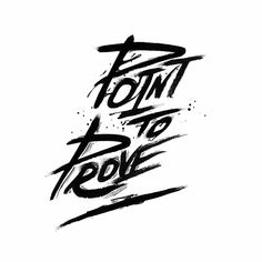 #theoryofadeadman #toadm #toad #pointtoprove #music #lettering #bySantaMonica