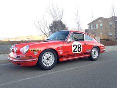 1968 Porsche 912/6 Coupe