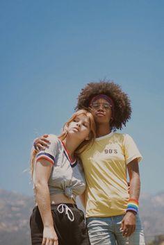 Love bird lesbo interracial couple