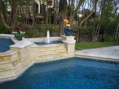 swiming pools ideas | Classic swimming pool decorating ideas minimalist swimming pool design ...