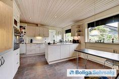 Carl Nielsens Vej 20, 6800 Varde - Flot gulstensvilla i Varde. #villa #varde #selvsalg #boligsalg #boligdk