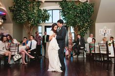 Sleepy Ridge Weddings & Events | Utah Venue | Orem | Sunset Room | Reception | Weddings | Father/Daughter Dance | Mikki Platt Photography
