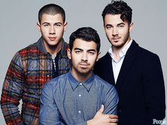 The Jonas Brothers Break-Up: A Sort of Shut-Off Happened - People.com Interview
