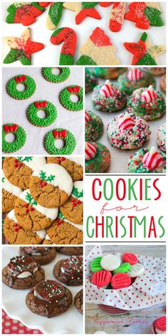 Baking can be such a sweet family activity when the cool weather comes and the tradition of making Christmas cookies is one I adore. Easy Christmas Cookie Recipes, Christmas Food Gifts, Christmas Cookie Exchange, Best Christmas Cookies, Xmas Food, Christmas Sweets, Christmas Cooking, Christmas Goodies, Holiday Cookies
