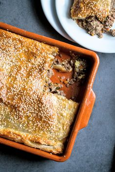 Pastel (Israeli Spiced Meat Pie) Recipe - NYT Cooking