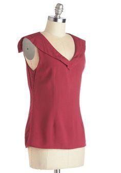 Inspiring Breeze Top | Mod Retro Vintage Short Sleeve Shirts | ModCloth.com
