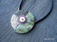 Imitation stone. Polymer clay CERNIT | by Ольга Леднева
