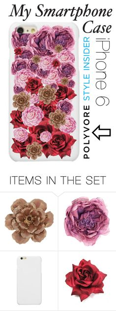 """""""#MySmart iPhone 6"""" by evelynshanamarx ❤ liked on Polyvore featuring art, contestentry and PVStyleInsiderContest"""