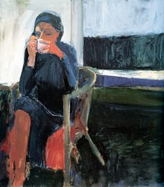 this has been my favourite diebenkorn painting for a long time