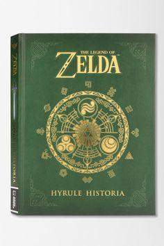 The Legend Of Zelda By Shigeru Miyamoto, Eiji Aonuma, Patrick Thorpe & Akira Himekawa