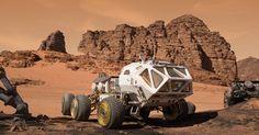 """Ver Rudi Schmidt, director de Mars Express: """"Todas las tecnologías de The Martian son realizables hoy"""""""