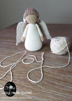 Angel Crochet Pattern 2 PDF 's English and Swedish…
