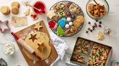 Here are the answers to your most frequently asked (and Googled!) questions when planning and baking Christmas cookies.