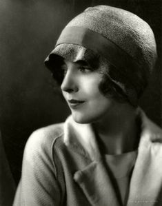 Silent film star Betty Bronson, 1920s, photo by Donald Biddle Keyes via screengoddess