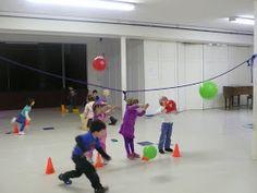 preK pasadena 2011/2012: MOTRICITE: Les jeux collectifs et les ateliers de lancer Activity Games For Kids, Physical Education, Ballons, Animation, Sports, Tour, Classroom Ideas, School, Activities