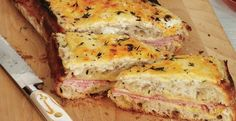 Looking for a Croque-Monsieur recipe? Learn how to make this authentic French meal at home! Croque-Monsieurs are delicious.