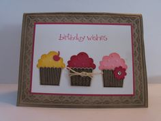 Stampin Up Honeycomb Folder Ideas | March « 2011 « Stamping By Valerie