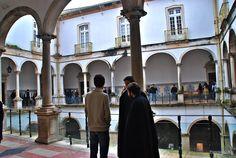 Claustro das Aulas Gerais - Universidad de Coimbra