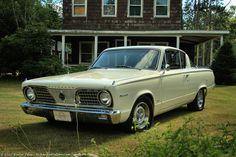 1966 Plymouth Barracuda #mopar #Plymouth #barracuda